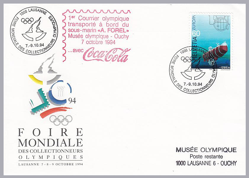 1994 WOCF official cover