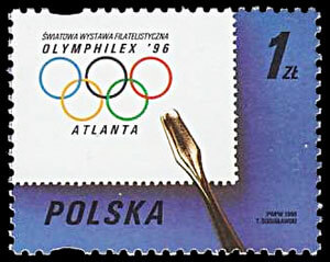 Olympic philately is more than just Olympic postage stamps and tongs!